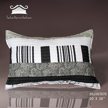Tache Cotton New York Penthouse 2 Piece Pillow Sham (PCNY-DXJ107075)
