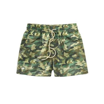 OAS Camo Trunks Green