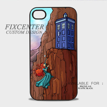 Dr Who Visits the Disney Universe Plastic Cases for iPhone 4,4S, iPhone 5,5S, iPhone 5C, iPhone 6, iPhone 6 Plus, iPod 4, iPod 5, Samsung Galaxy Note 3, Galaxy S3, Galaxy S4, Galaxy S5, Galaxy S6, HTC One (M7), HTC One X, BlackBerry Z10 phone case design