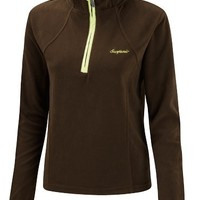 Surfanic Girls Starlet Regular Fleece Brown