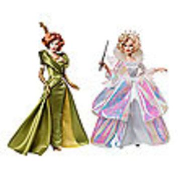 Disney Cinderella Character Doll Case