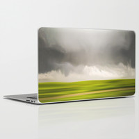 Stormy May Day Laptop & iPad Skin by Armine Nersisian