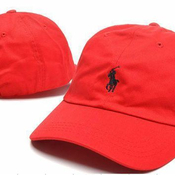 Polo 9fifty Hat Red