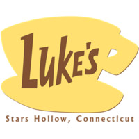 Luke's Sticker
