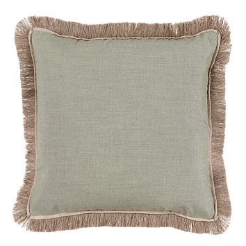 Oasis Pillow with Sand Flange