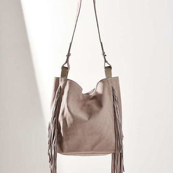 Isla Fringe Shoulder Bag - Urban Outfitters
