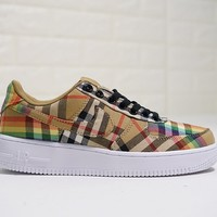 Burberry x Nike AIR FORCE 1 Low AO9287-100 Size 36-45