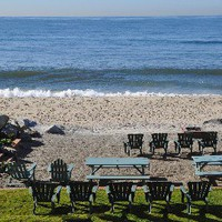 Oceanside House Rental: April $2500/wk! Breathtaking Beachfront Home Private Beach Fire Ring | HomeAway
