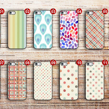 LG G3 Case vintage retro fabric cover for lg g2 g3 g4 fadedfabric