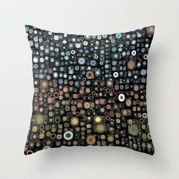 :: Nightlights :: Throw Pillow by :: GaleStorm Artworks ::