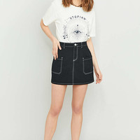 BDG Side Pocket Pelmet Skirt - Urban Outfitters