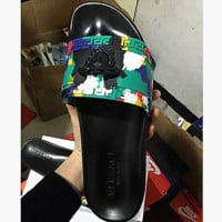 Versace slippers camouflage (2 colors)