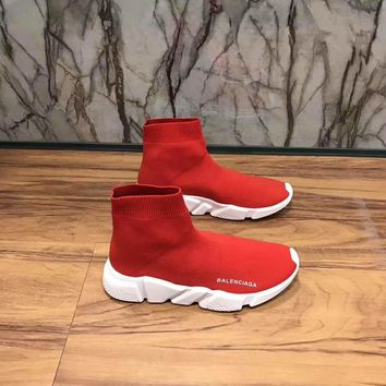 Balenciaga Women Men Fashion Breathable Sneakers Running Shoes socks boots