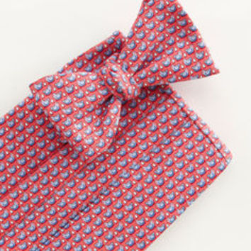 Men's Cummerbund Sets: Chicken & Egg  Silk Bow Tie and Cummerbund Set for Men – Vineyard Vines