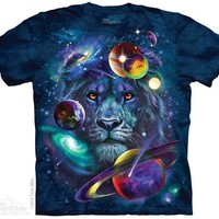 Lion Of Cosmos Kids T-Shirt