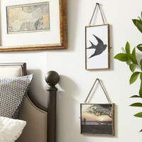 Birch Lane Kieran Hanging Brass Frame (Set of 2)
