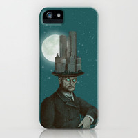 The Architect (colour option) iPhone & iPod Case by Eric Fan