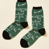 Equation Persuasion Socks