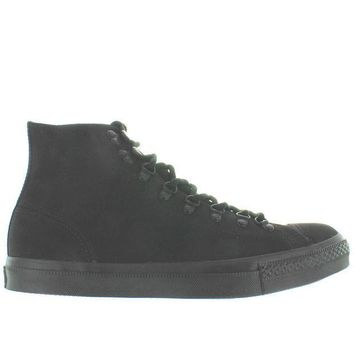ESBONB Converse All-Star Chuck Taylor Mono Hiker Hi - Black/Black Canvas High-Top Sneaker