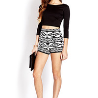 Global Girl Knit Shorts