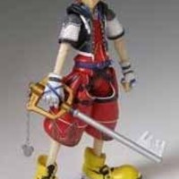 Kingdom Hearts 2 Play Arts Sora: Limit Form Action Figure (Exclusive)
