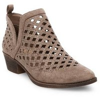 Women's Dillion Laser Cut Split Booties - Mossimo Supply Co.™
