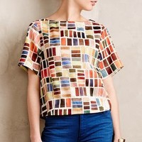Paint Chip Blouse