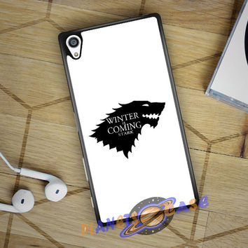 Game Of Thrones Who is Crown Sony Xperia Z5 case Planetscase.com