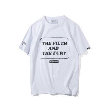 spbest Neighborhood Filth & Fury T-Shirt