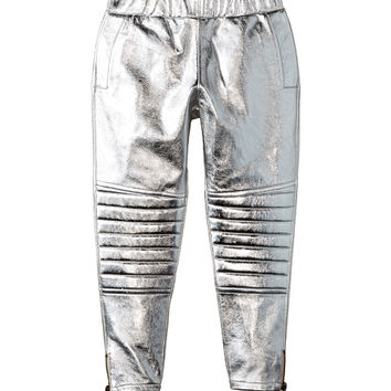 eve jnr Leather Harem Pants (Infant/Toddler/Little Kids)