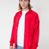 rsan403 - Nylon Taffeta All-Star Jacket
