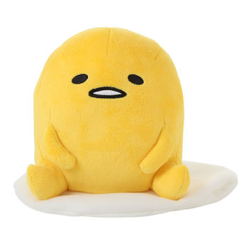 Gudetama Sitting Egg Plush