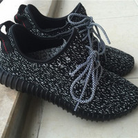 Yeezy Boost 350 Low (Pirate Black) *Limited*