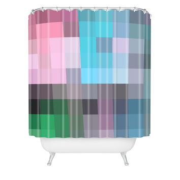 Madart Inc. Refreshing II 4 Shower Curtain