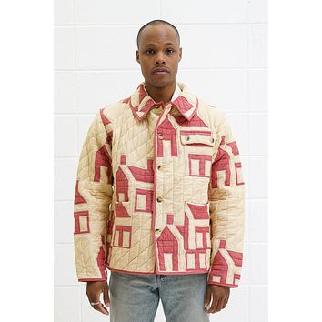 Red House Quilt Workwear Jacket