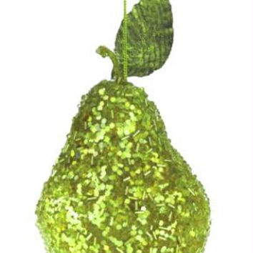 Christmas Ornament - Pear