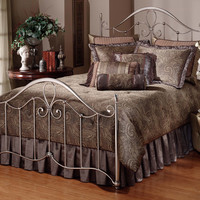 Hillsdale Doheny Bed Set - Queen - w/Rails