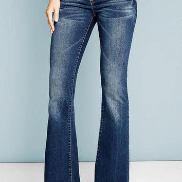S&P By Standards And Practices Retro Flare Jean