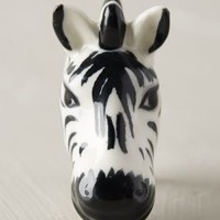 Ceramic Safari Knob by Anthropologie