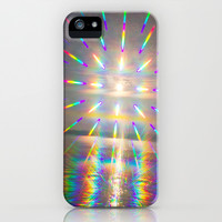 Ocean Rush  iPhone & iPod Case by Sara Eshak