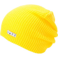 Neff Daily Yellow Beanie