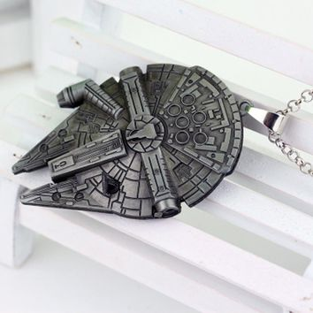 Jewelry Necklace Metal Stopper Pendant Necklace For Fan Souvenirs Men Jewelry