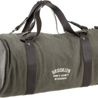 Blue Marlin Men's Brooklyn Duffle Bag, Grey, One Size