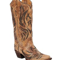 Corral Honey Grove Cowboy Boot