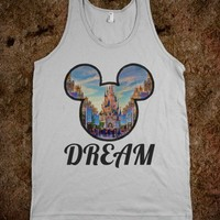 Dream Disney Tank - Disney Craze