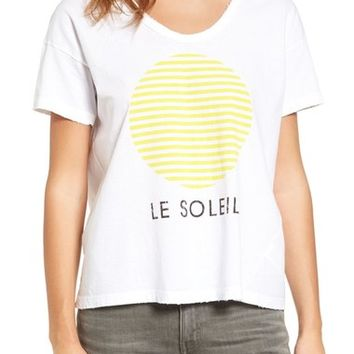 Sundry Le Soleil Graphic Tee | Nordstrom