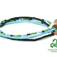 Animal Welfare Institute Bracelet 5-pack
