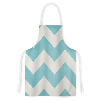 "Catherine McDonald ""Salt Water Cure"" Artistic Apron"