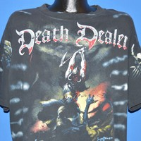 90s Death Dealer II Frank Frazetta t-shirt Extra Large