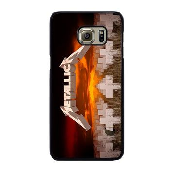 METALLICA MASTER OF PUPPETS Samsung Galaxy S6 Edge Plus Case Cover